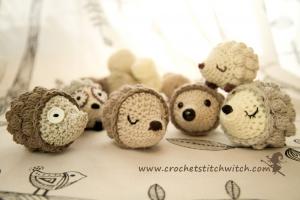 Hedgehog pattern